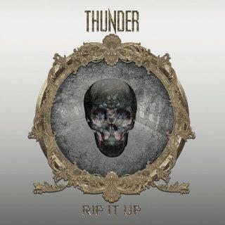 Thunder – Rip it up – 2017