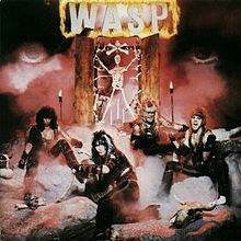 wasp I wanna be sombody