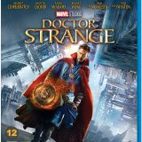Dr Strange Blu Ray cover