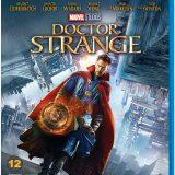 Dr Strange Blu Ray cover