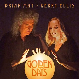 Brian May and Kerry Ellis with new album – Golden Days – 2017