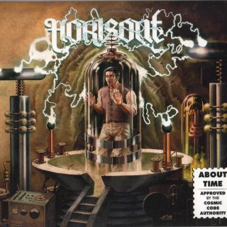 Horisont – About Time – 2017 – Swedish Hardrock!
