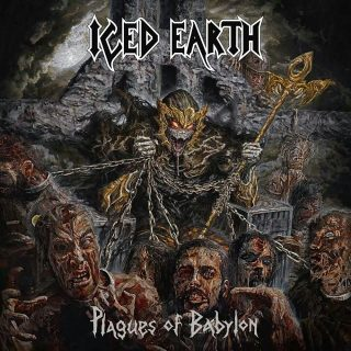 Iced Earth – Plagues of Babylon – 2014