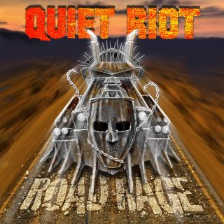 Road Rage, new album from Quiet Riot