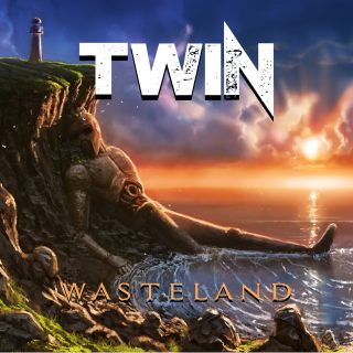 Twin – Wasteland – 2017 – Swedish Metal!
