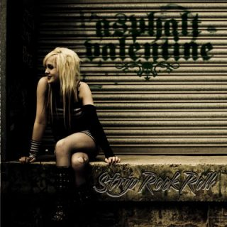 Asphalt Valentine – 2009 – Strip Rock Roll