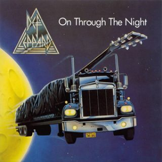 Def Leppard – On Through the Night – 1980