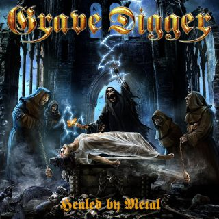Grave Digger – Healed my Metal – 2017