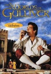 the trhee worlds of Gulliver