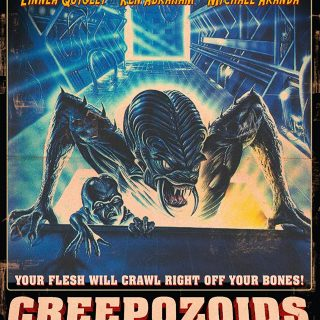 Creepozoids – 1987 – The cheesiest flick out there?