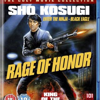 Rage of Honor – 1987 – Sho Kosugi is the King Ninja