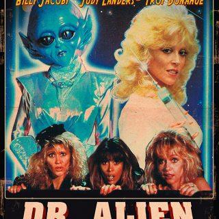 Dr Alien - 1989 - Lots of tits