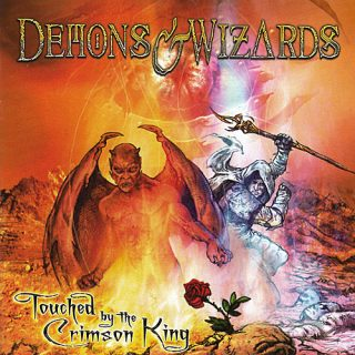 Demons and Wizards – Touched by the Crimson King – 2005