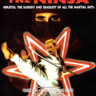 Enter the Ninja – 1981 – Franco Nero is badass!