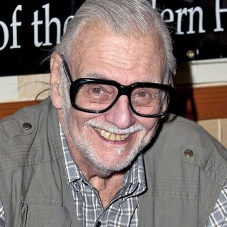 George A. Romero died