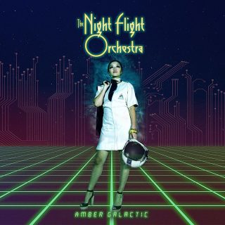 The Night Flight Orcestra – Amber Galactic – 2017
