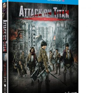 Attack on Titan Part 2 – 2015 – The story continues