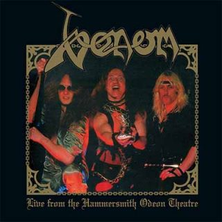 New livealbum from Venom