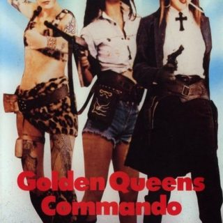 Golden Queens Commando – 1982 – Asian Action Deluxe!