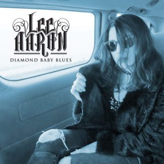 Lee Aaron with the new album Diamond Baby Blues