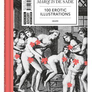 Marquis De Sade – 100 Erotic Illustrations