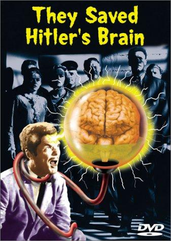 They Saved Hitlers Brain