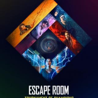 Escape room tornament of champions